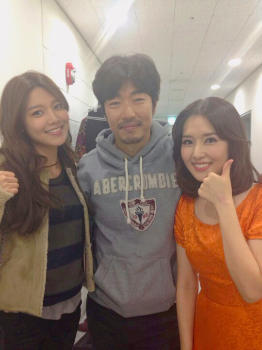 sooyoung sister musical support