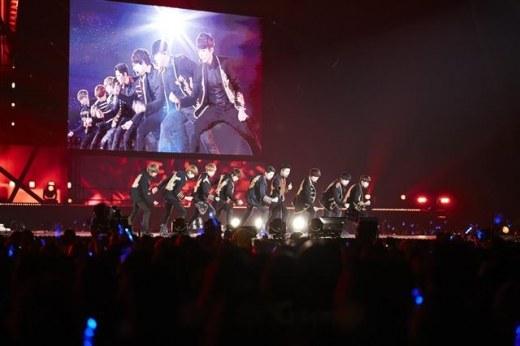 super junior japan concert