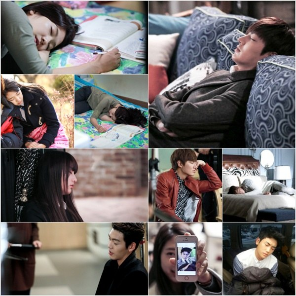 the heirs cast sleep 1126
