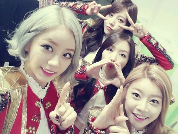 Girl's Day at MBC Gayo Dejun 2013
