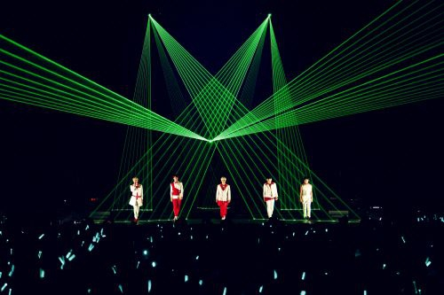 Japan Arena Tour SHINee Word 2013 – Boys Meet U