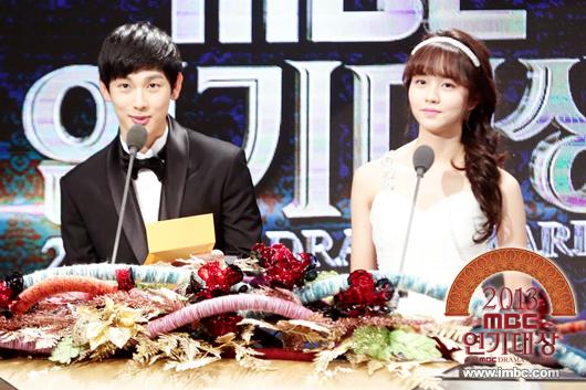 Im Siwan and Kim So Hyun