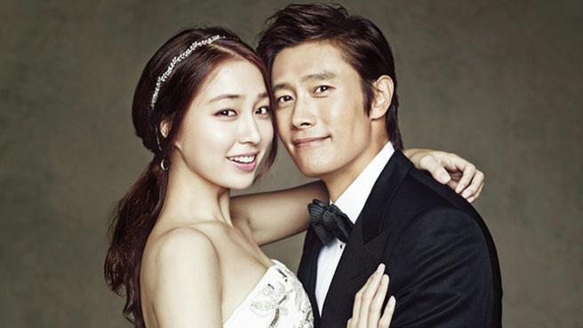 Lee Min Jung, Lee Byung Hun