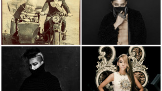 T.O.P, G-Dragon, Taeyang and CL