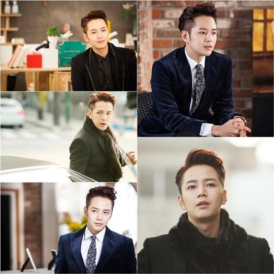 """Jang Geun Suk in """"Beautiful Man"""""""
