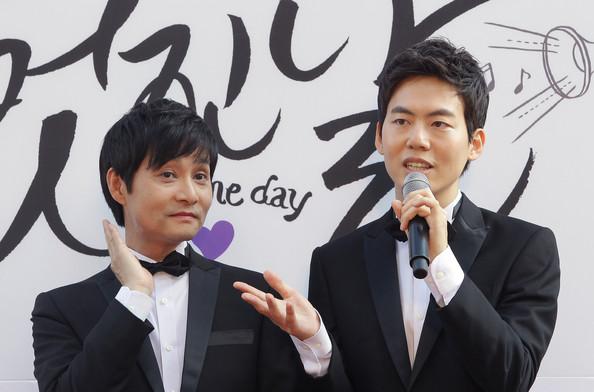 Kim Jo Gwang Soo and Kim Seung Hwan