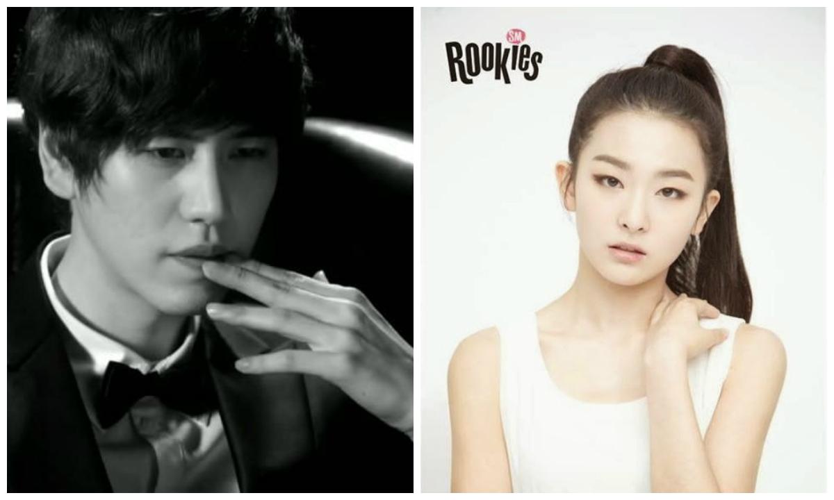 Kyuhyun and Seulgi
