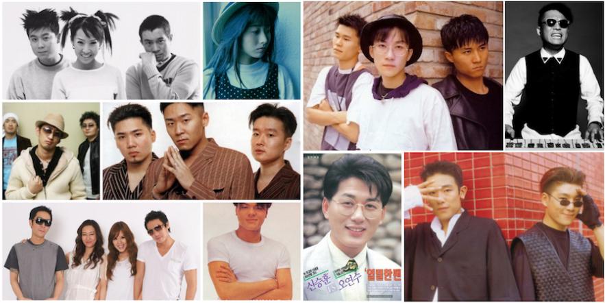 90s K-Pop