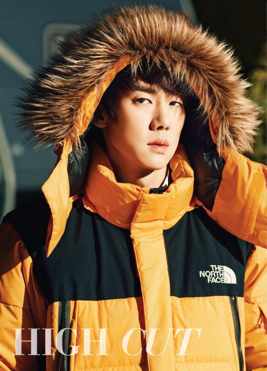 Yoo Yeon Seok for High Cut
