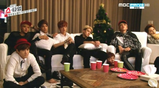 exo showtime cry