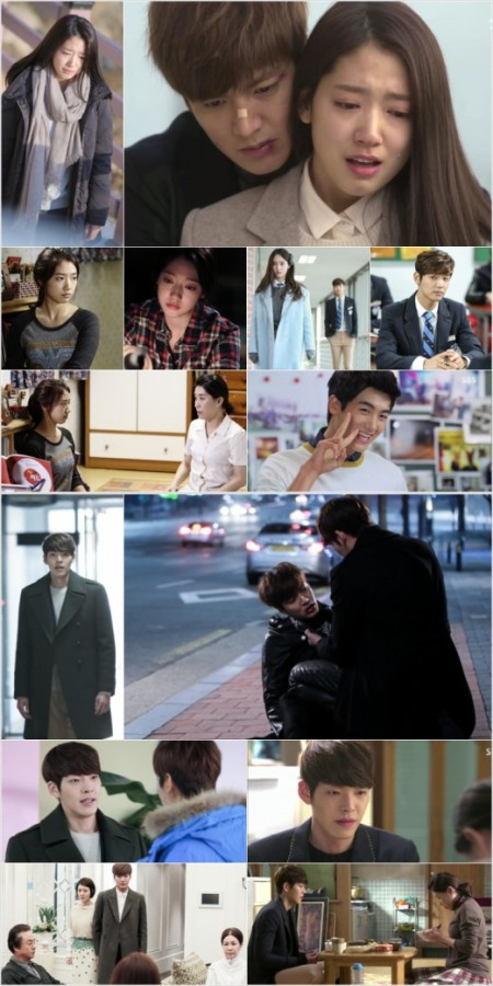 """The Heirs"" Cast Name Their Favorite Scenes"