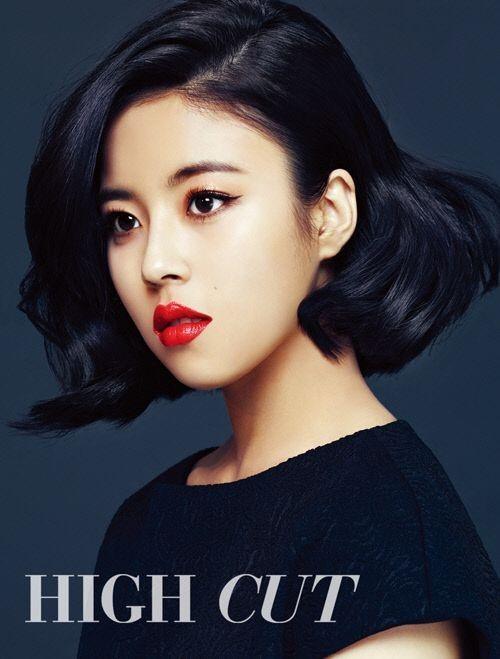 high cut 210913 dohee