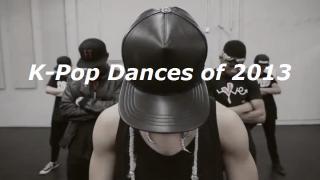 k-pop dances