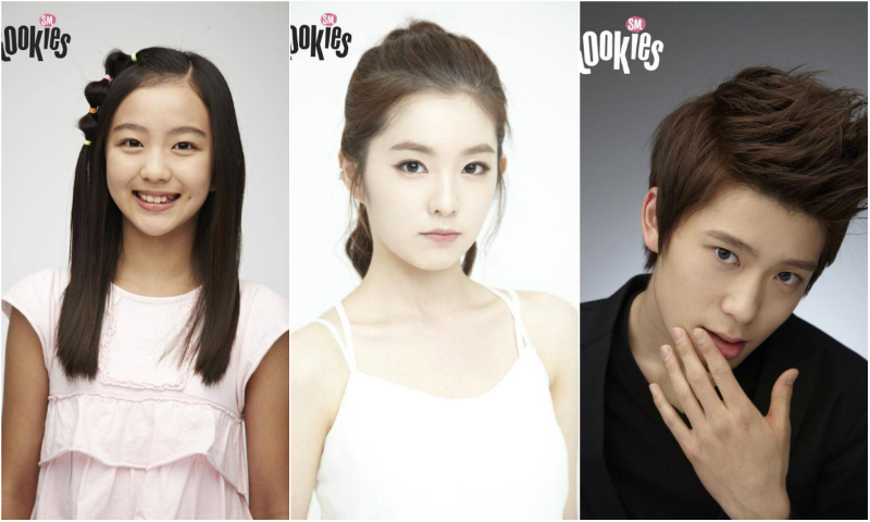 SMNGG rumored visual Lami vs ex SM trainee Yiyang | allkpop