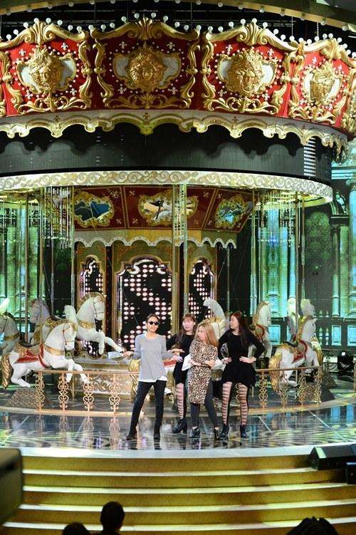 lee hyori sbs entertainment awards