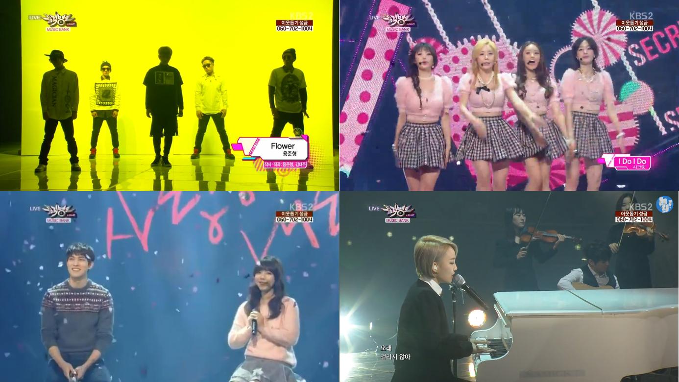 Music Bank 12.13.13