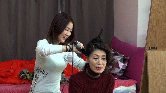 hair styling license sistar s soyu quot i earned a hair stylist license in i 6599 | soyu hair