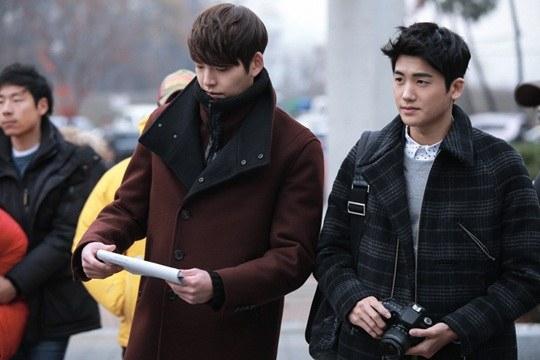 the heirs 120813_kim woo bin park hyung shik