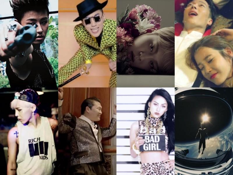 jun2yng's Favorite K-Pop Music Videos of 2013
