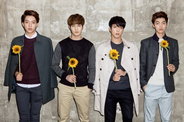 CNBlue 4th Anniversary
