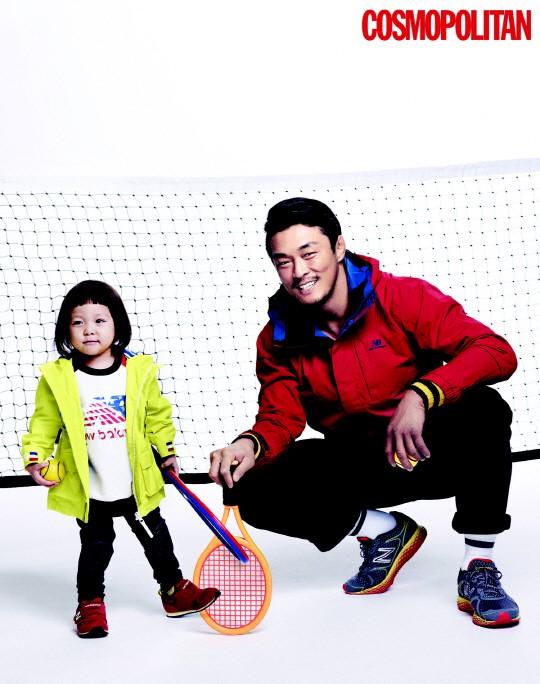 Chu Sa Rang and Chu Sung Hoon for Cosmopolitan 4