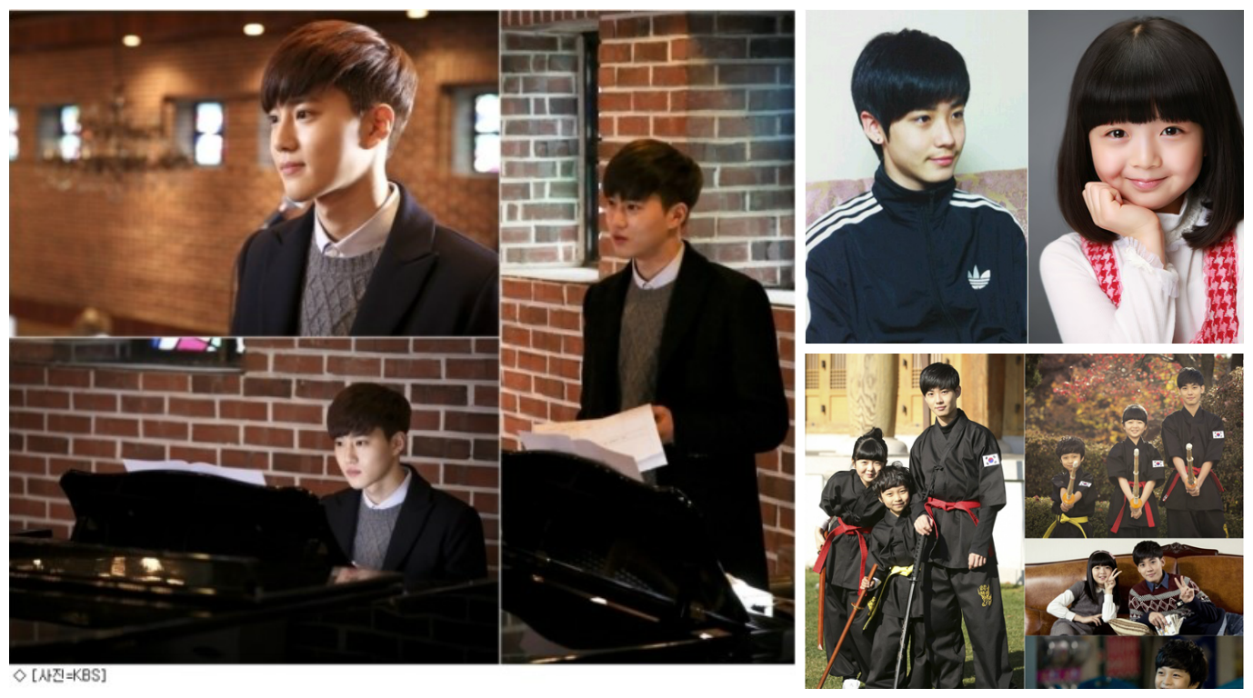 "EXO's Suho Cameo on ""Prime Minister and I"""