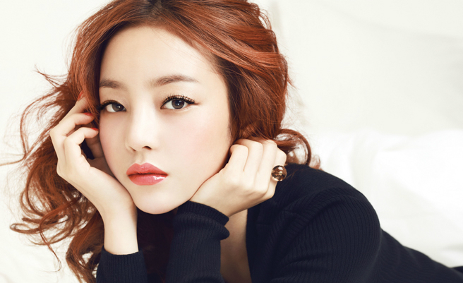 Kara S Goo Hara Reveals Secret Exercise Regimen That