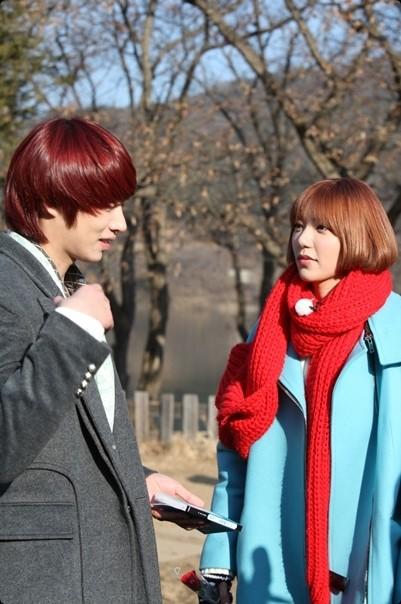 Kim Heechul and Puff Kuo