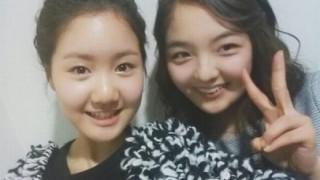Jin Ji Hee and Seo Shin Ae