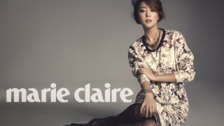 Kim Hee Sun for Marie Claire 2