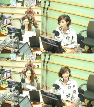 Kim Sung Ryung COOL FM