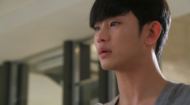 Min Joon Cry Door