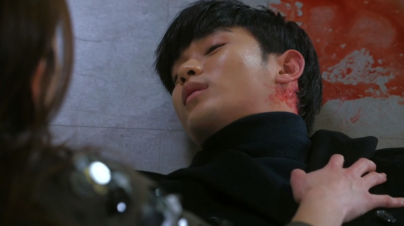 Min Joon Hurt