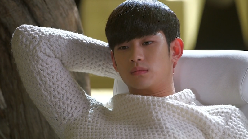Min Joon Reflects About Love