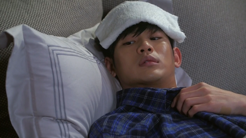 Min Joon Sick- Unhappy