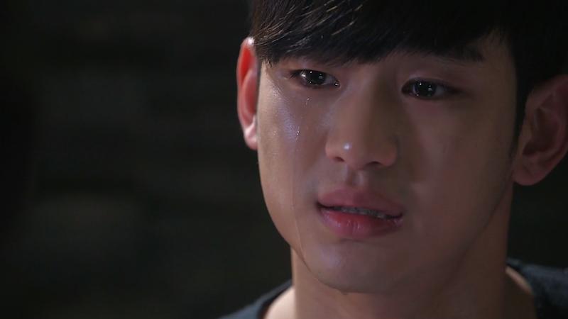Min Joon Tears