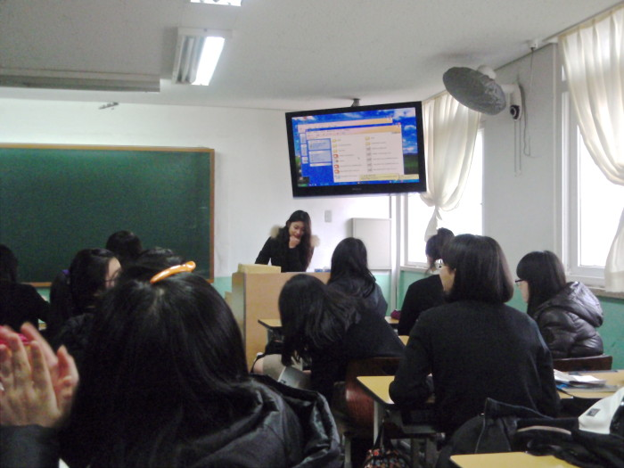 studying in korea school