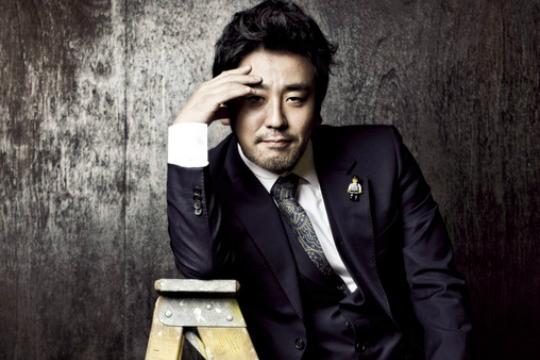 Ryu Seung Ryong-suit