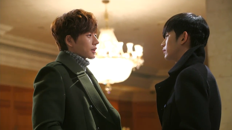 Min Joon and Hee Kyung