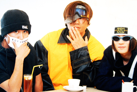 Seo Taiji and Boys