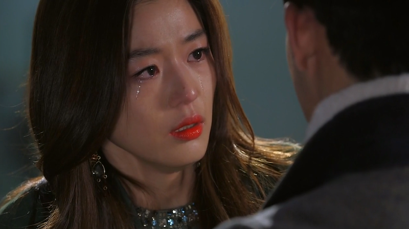 Song Yi React