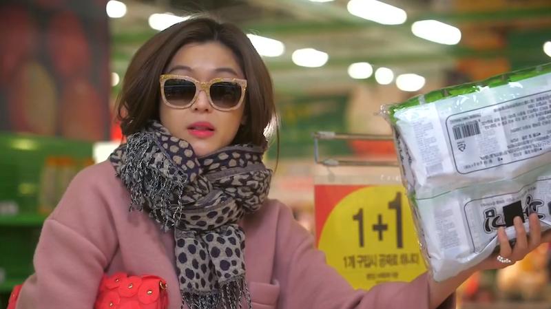 Song Yi Shopping