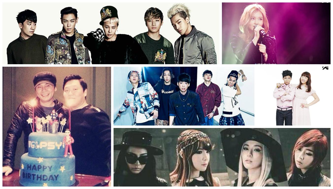 YG Artists