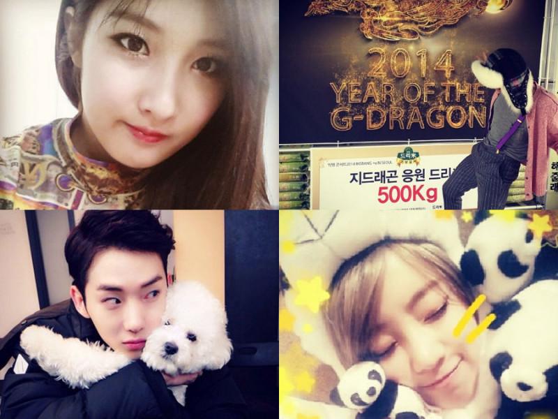 I Heart It: K-Pop Instagrams (Jan. 19 – 25)