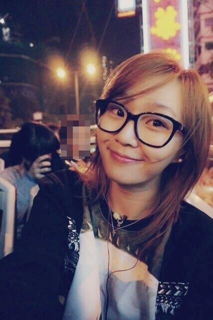Hyorin Looks Sweet and Simple in Black Glasses | SoompiHyorin 2014