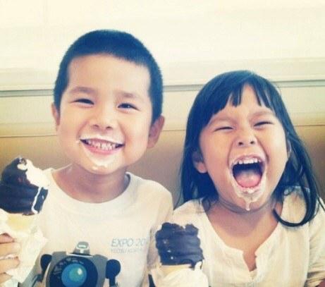 kim jin pyo's kids