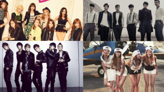girls' generation 2pm beast sistar