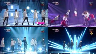 Music Bank Performances 01.17.14