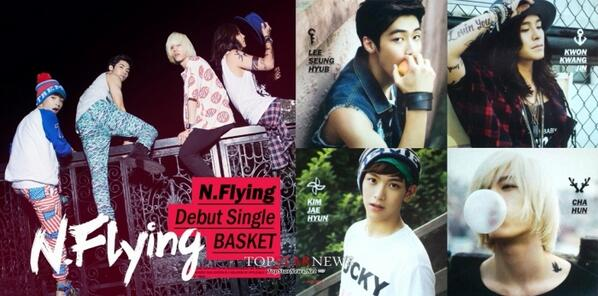 N Flying Debut Date FTIsland and CNBlue's ...