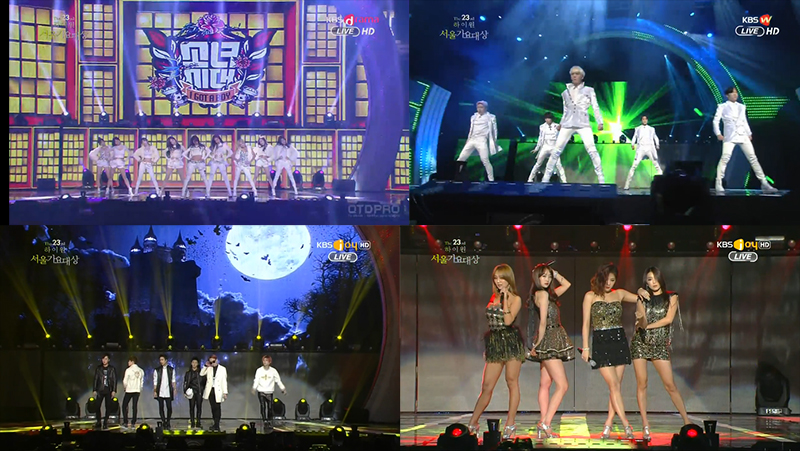 23rd Seoul Music Awards Performances